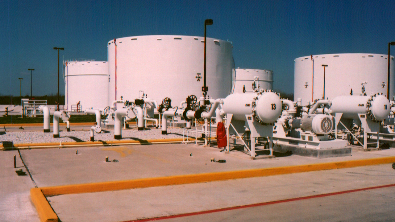 Fuels complex renovation burns mcdonnell for Texas motor transportation consultants